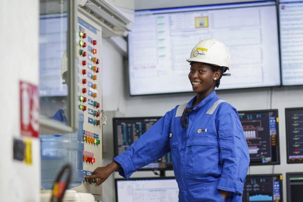 Maggie Chirwa: Operations Engineer, Tanzania