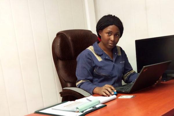 Ghayoum Ndam Mariette Fernandine: Maintenance Planner, Cameroon